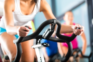 Check out CaroMount's fitness center